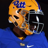 Pitt announced it will wear its throwback football uniforms for the homecoming game Oct. 8 against Georgia Tech at Heinz Field.